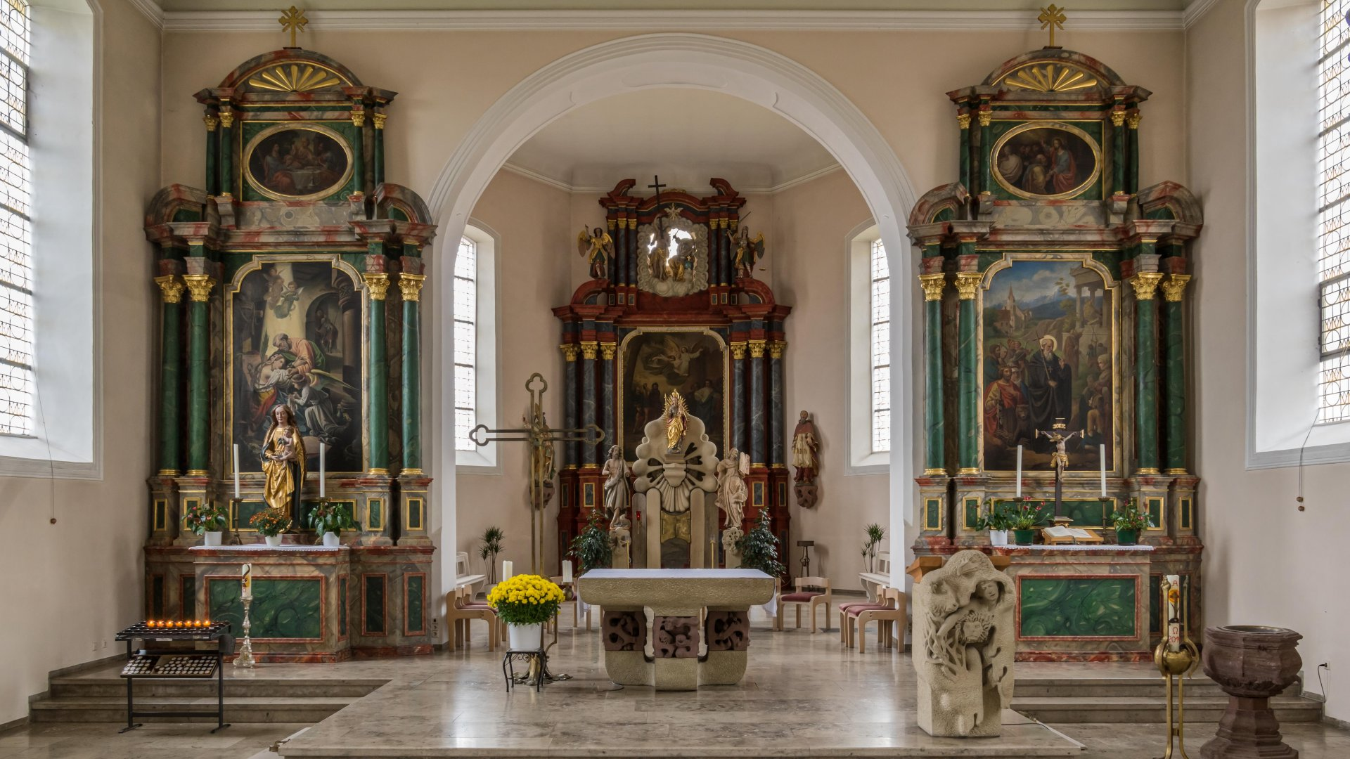 Kunst Und Kirche